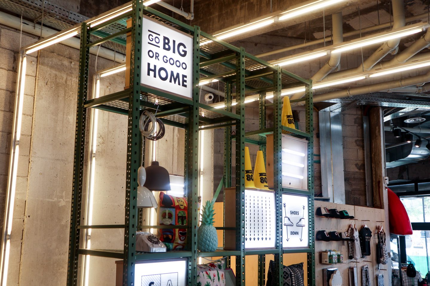 Short Story – Concept Store