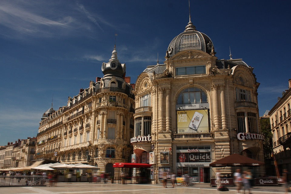 What to see in Montpellier