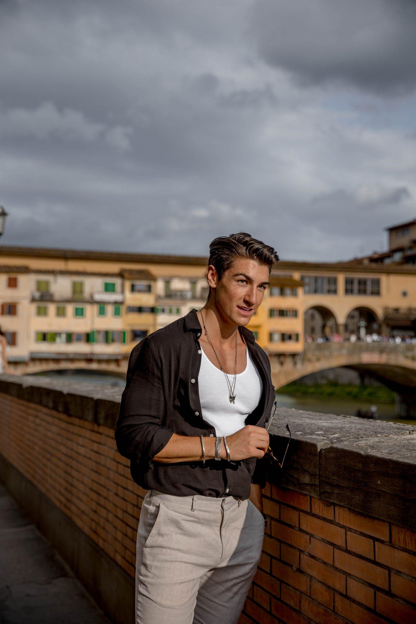 Pitti Uomo 2018 – Florence