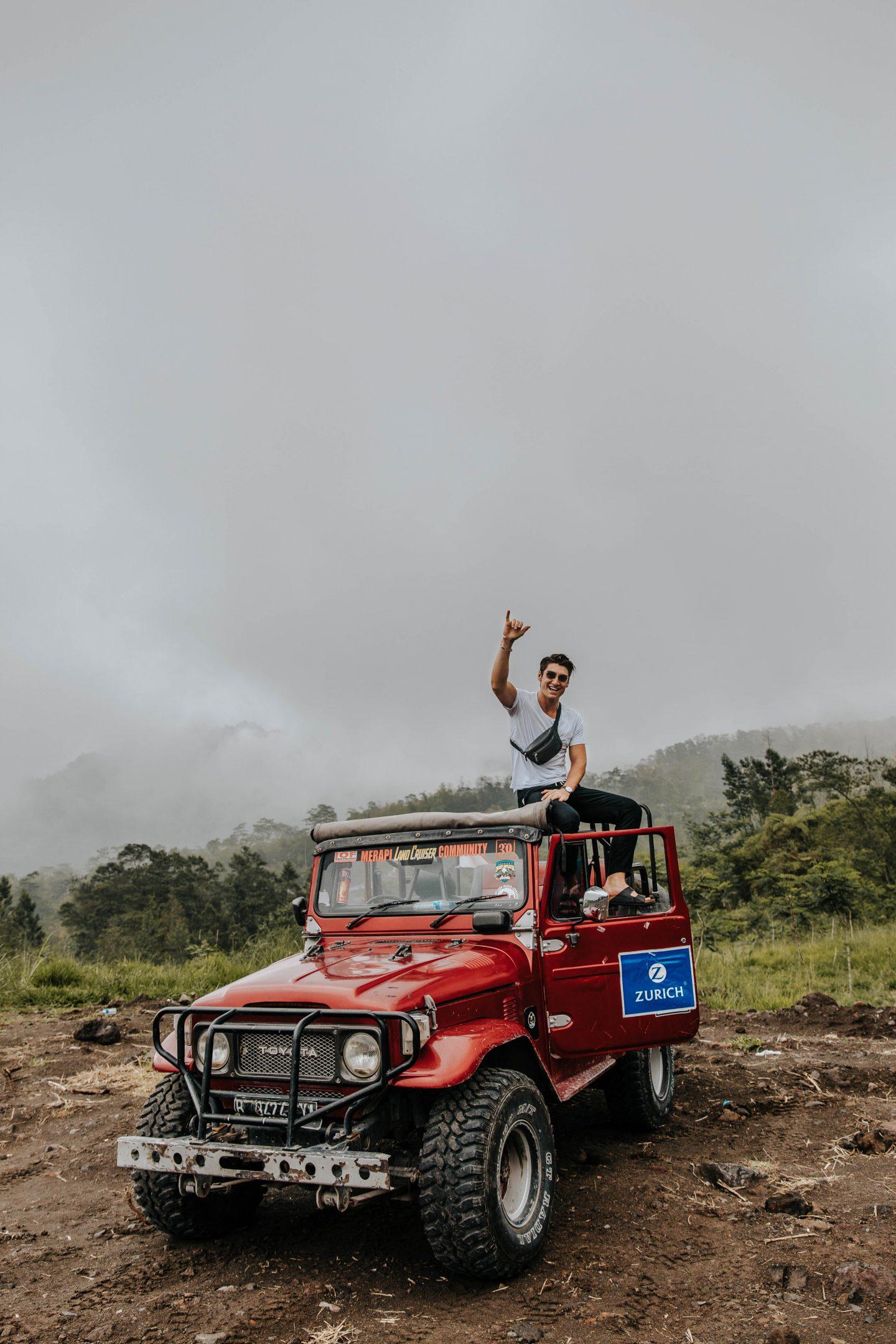 Photodiary Merapi Lava Tour
