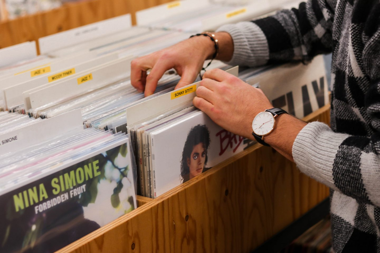 Coffee & Vinyl