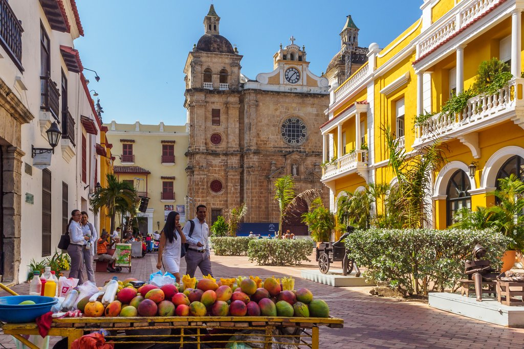 What to do in Cartagena?