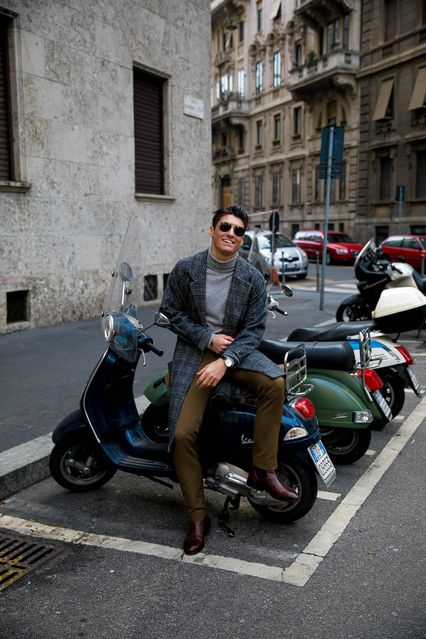 Milan Fashion Week A/W 18/19